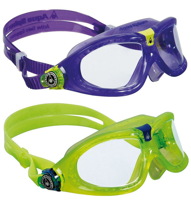 Aqua Sphere KIDS Seal 2 Pack Swim Goggles