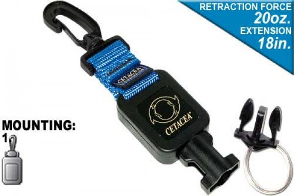 Cetacea BC Clip Mini-Retractor w/ Female O.R.