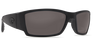 Costa Corbina Blackout, Gray 580G Sunglasses, Glass