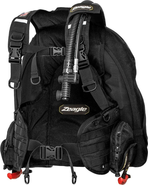 Zeagle Covert XT BCD w/ Inflator and Hose