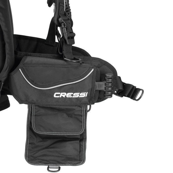 Cressi Ultralight Back Cell Buoyancy Compensator Jacket