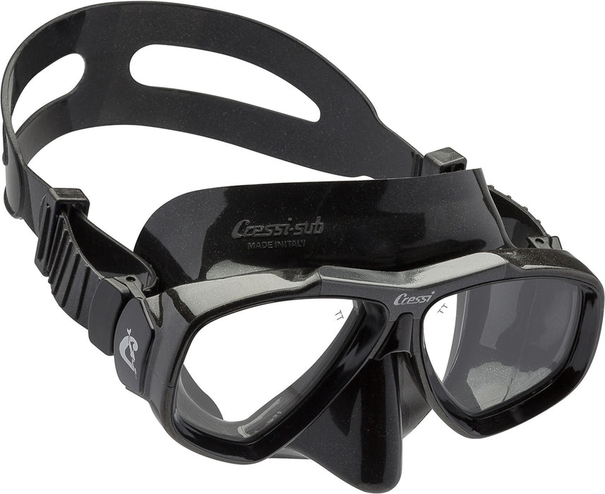 Cressi Focus Scuba Diving Mask Made in Italy