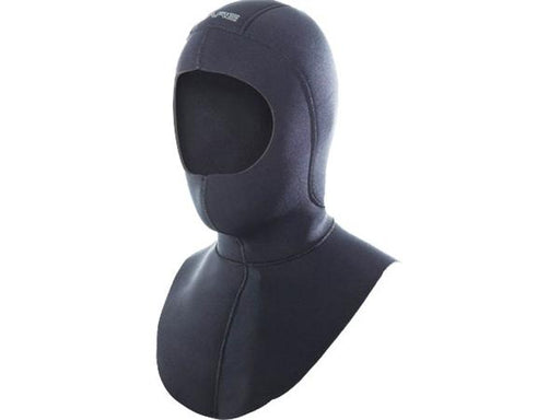 Bare Elastek Cold Water Hood, Black
