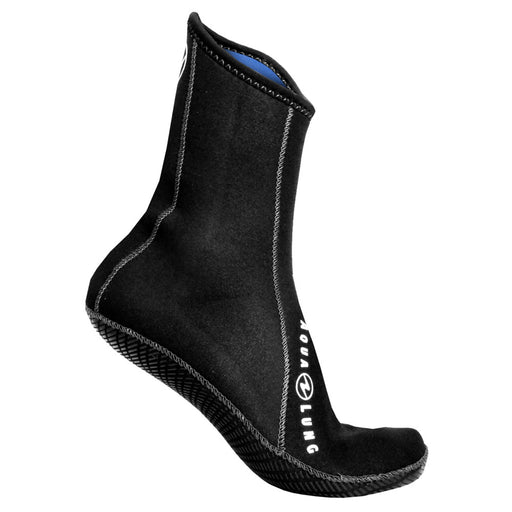 Aqua Lung Ergo Neoprene High Top Grip Sock