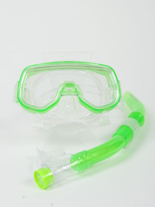 Deep See Funset Silicone Mask And Snorkel Combos