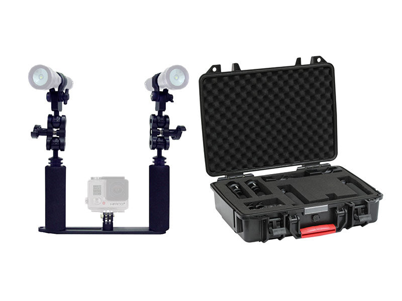 Bigblue Dual AL1200 Camera Tray Kit