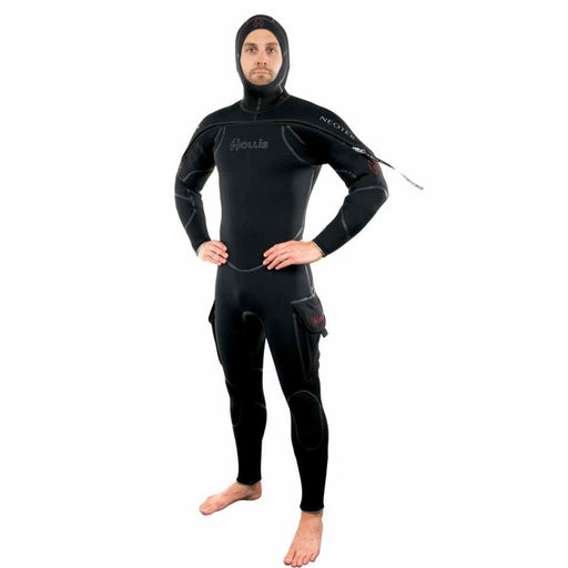 Hollis Neotek Cold Water Hooded Unisex Semi-Drysuit