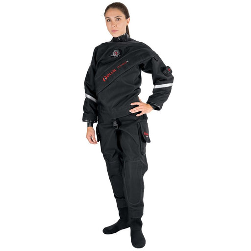 Hollis Women's DX-300X Drysuit w/ Neoprene Socks
