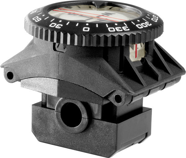 Cressi Compass w/ Strap and Hose Mount