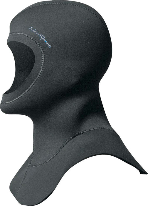 Neosport 5/3mm Neoprene SCUBA Diving Bibbed & Vented Hood