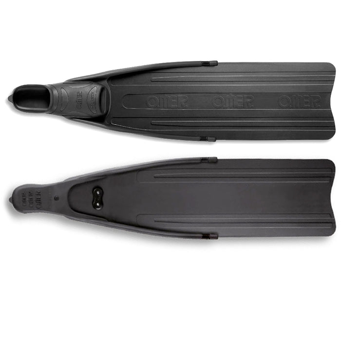 Omer Eagleray Black Fins
