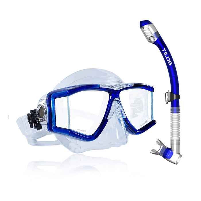 Tilos M400 Panoramic Mask / Snorkel