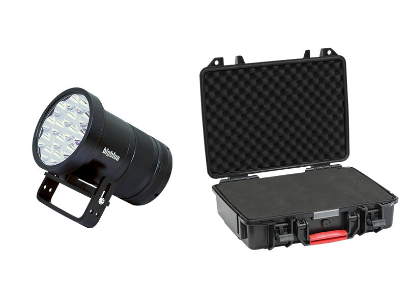 Bigblue TL18000P Technical Light with Protective Case