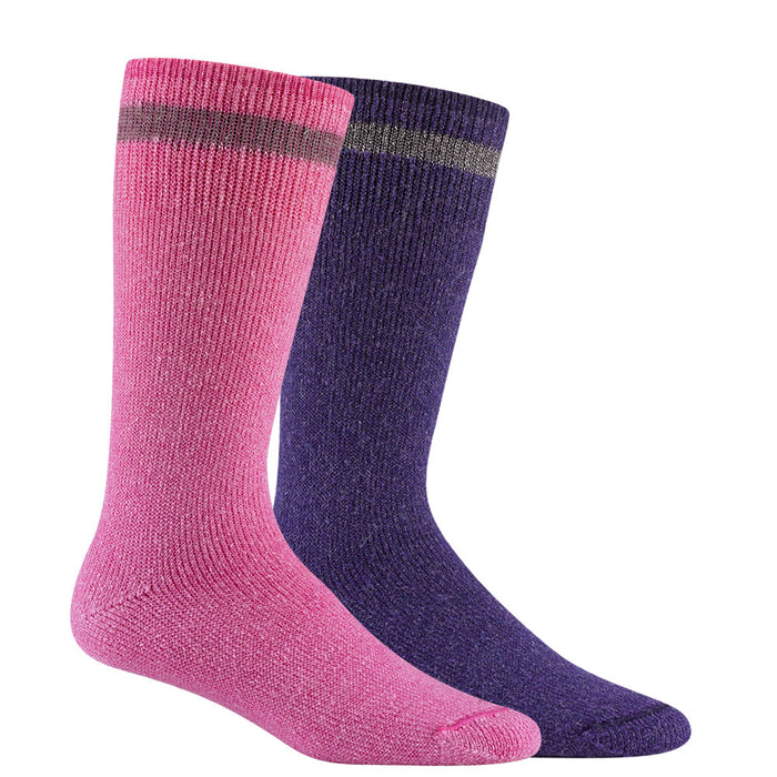 Wigwam Women's Super Boot 2 Pack Socks