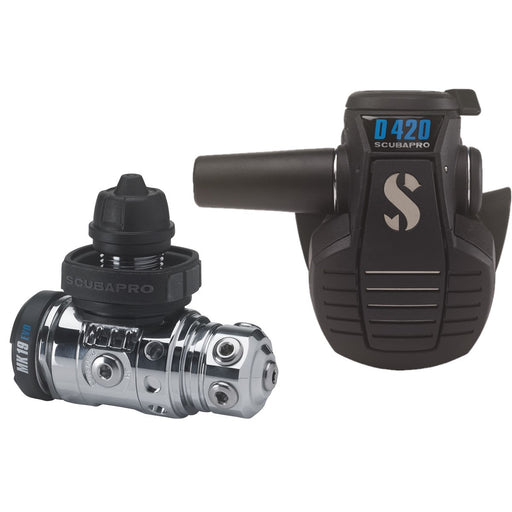 Scubapro MK19 EVO DIN 300/D420 Dive Regulator System