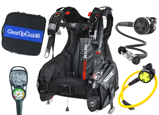 SEAC Smart BCD Package w/ Screen Console, P-Synchro INT Regulator, Synchro Octo & Bag Assembled by GUPG