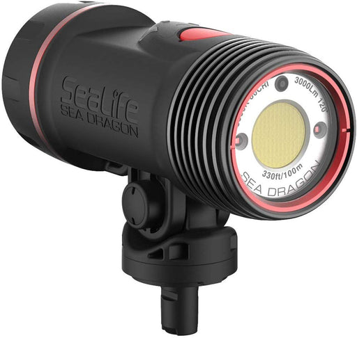 SeaLife Sea Dragon 3000F Auto COB LED Photo-Video Light Head
