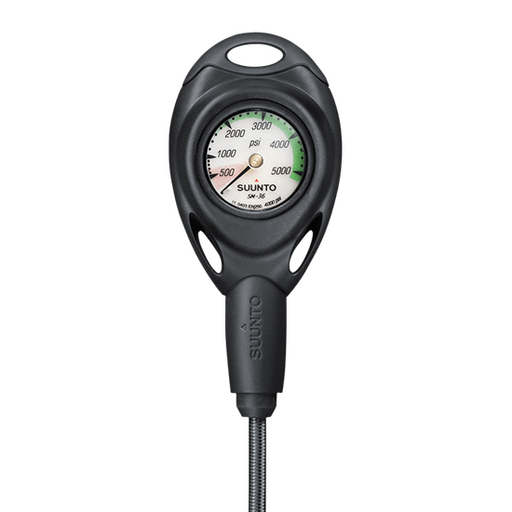 Suunto CB-ONE Combo Console with 4000 PSI Pressure Gauge