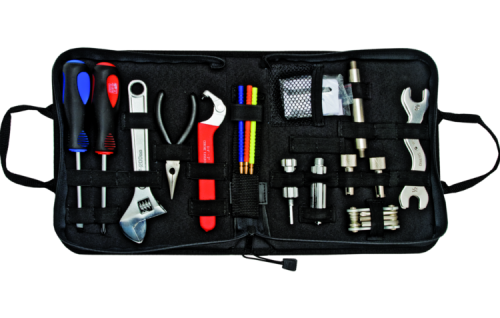 Innovative Scuba Concepts 65-Piece Professional Diver Tool Kit