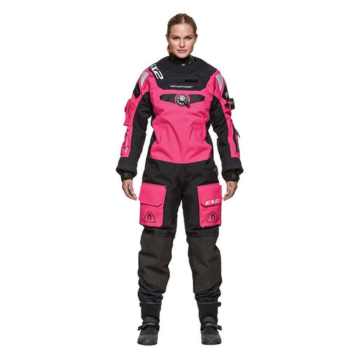 Waterproof Women's EX2 Drysuit Pink