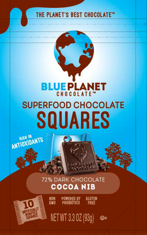 Superfood Chocolate Squares