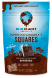 Superfood Chocolate Squares - Espresso