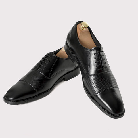 Specter Oxfords – Black