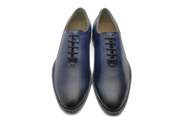 Kingsman Derby - Blue - Dapperfeet