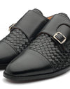 Borris Monk straps - Black