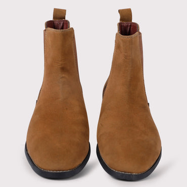 Roy Chelsea Boots - Tan