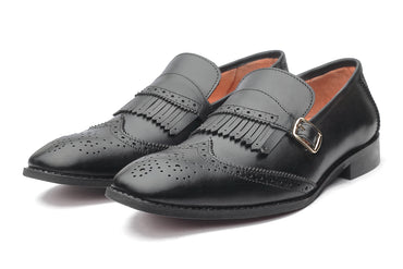 Mayfair Loafers - Black - Dapperfeet
