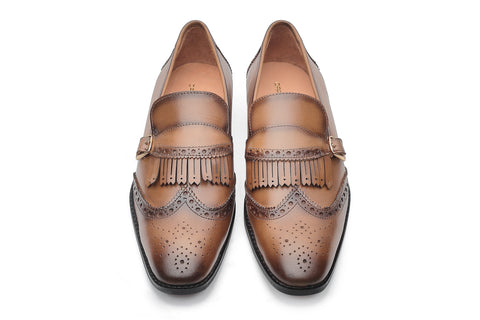 Mayfair Loafers - Tan