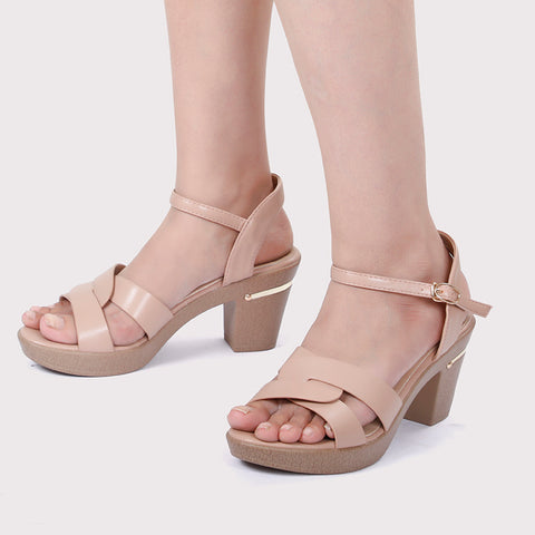 Favella Sandals - Onion Pink - Dapperfeet