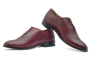 Kingsman Derby- Burgundy - Dapperfeet