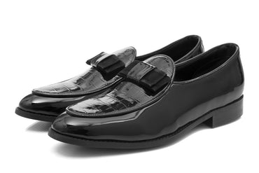 Cayenne Patent SlipOn - Black