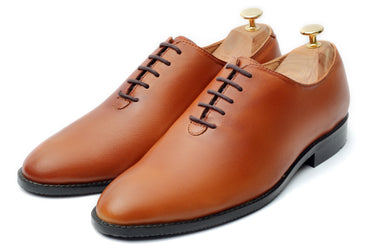 Kingsman Derby - Tan - Dapperfeet