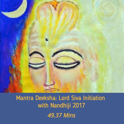 shiva mantra initiation