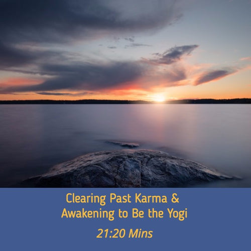clearing past karma