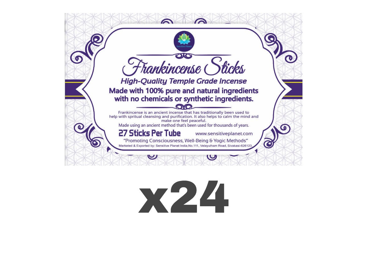 (24 UNITS)- wholesale Frankincense