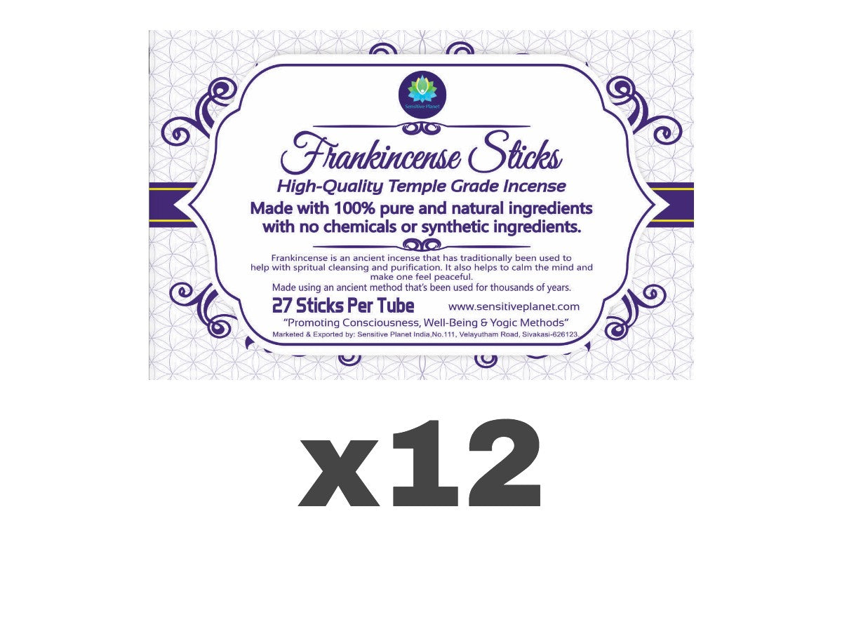 (12 UNITS)- Wholesale Frankincense