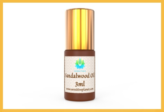 3 ml Pure Sandalwood Oil