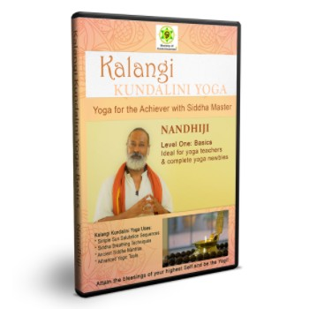 (Digital Download)- Kalangi Kundalini Yoga DVD by Nandhiji