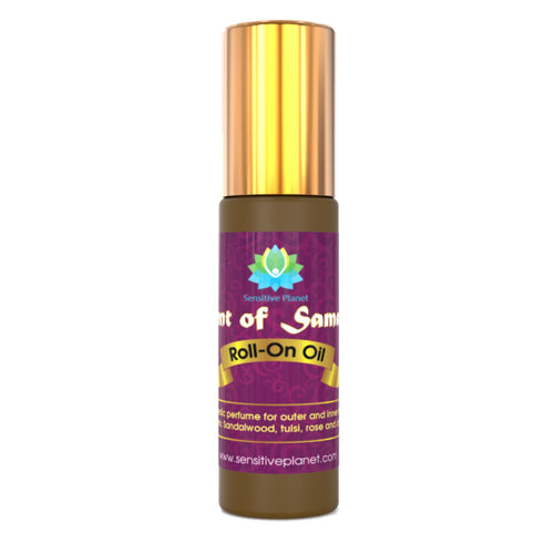 Original Scent of Samadhi – SensitivePlanet