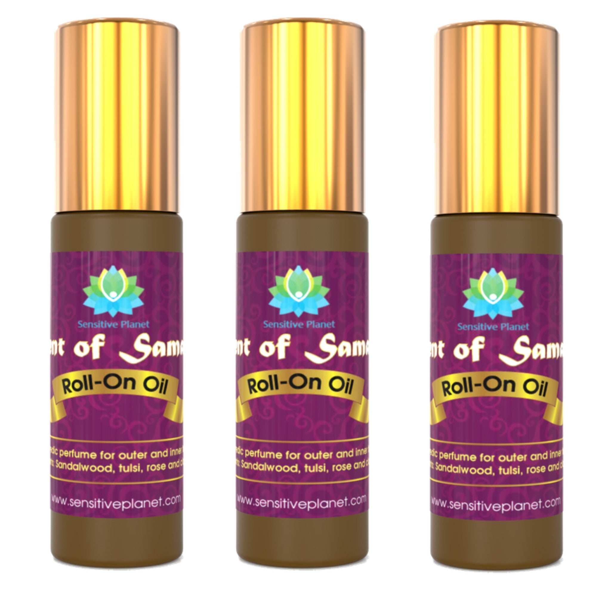 scent of samadhi roll-on oil