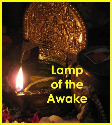Lamp of the Awake