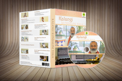 WHOLESALE-(5 DVDS)- Kalangi Kundalini Yoga DVD by Nandhiji
