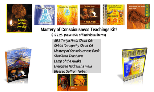 Mastery of Consciousness KIT