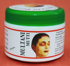 Siddha Clay Mask for skin health