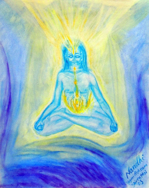 The Initiation (Maha Avatar Babaji)-- Grace of the Golden Body!
