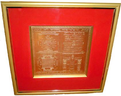 Vastu Yantra- A Yantra for the Premises